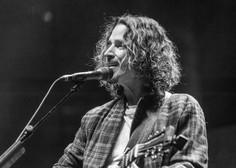 Umrl je pevec Chris Cornell, član skupin Soundgarden in Audioslave!