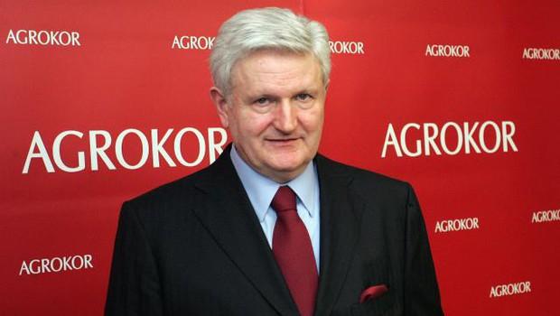 Ivica Todorić: Agrokorjeva izredna uprava bo prodala njegov helikopter in jahto! (foto: Hina/STA)