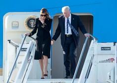 Trumpov obisk na Bližnjem vzhodu je večkrat sprožil posmeh na Twitterju!
