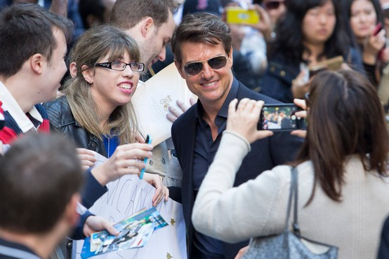 Tom Cruise napoveduje Top Gun 2