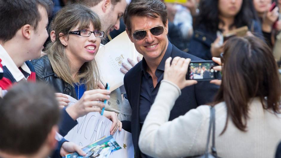 Tom Cruise napoveduje Top Gun 2 (foto: profimedia)