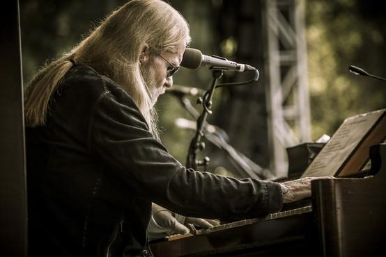 Umrl rocker Greg Allman iz The Allman Brothers