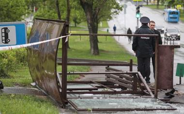 Po Moskvi pustošilo neurje z največ smrtnimi žrtvami v več kot 100 letih!