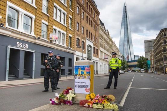 Londonska policija opozarja na 'novo realnost' terorističnih napadov