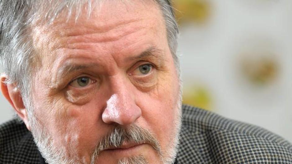 Etnolog Janez Bogataj praznuje 70 let (foto: Tamino Petelinšek/STA)