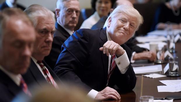 Donald Trump o svojem 'čudovitem' predlogu zdravstvene reforme, da je zloben! (foto: profimedia)