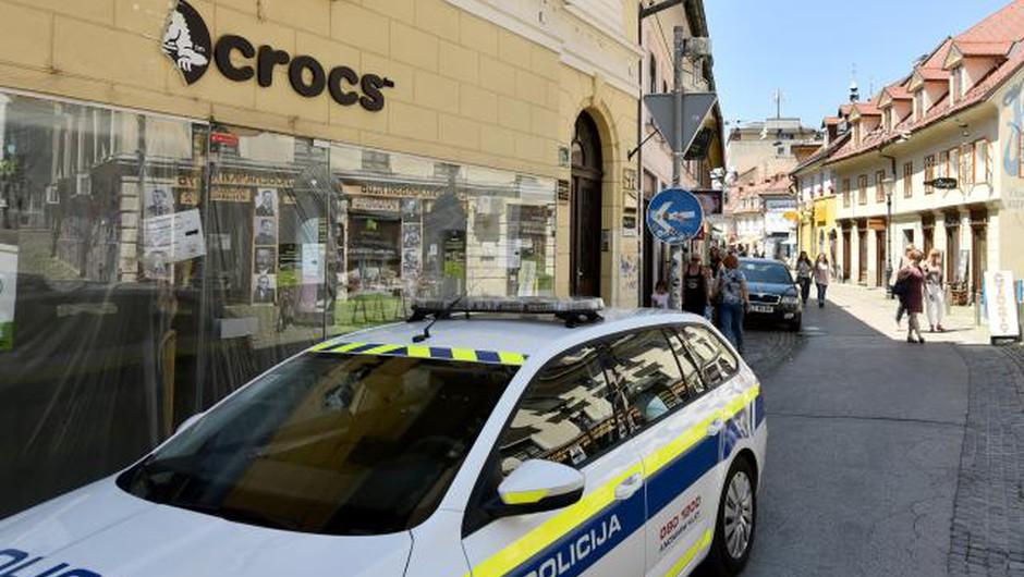 Policisti nadaljujejo preiskavo smrti igralca Gašperja Tiča (foto: Tamino Petelinšek/STA)