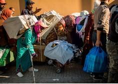 Število beguncev po svetu doseglo rekordnih 65,6 milijona