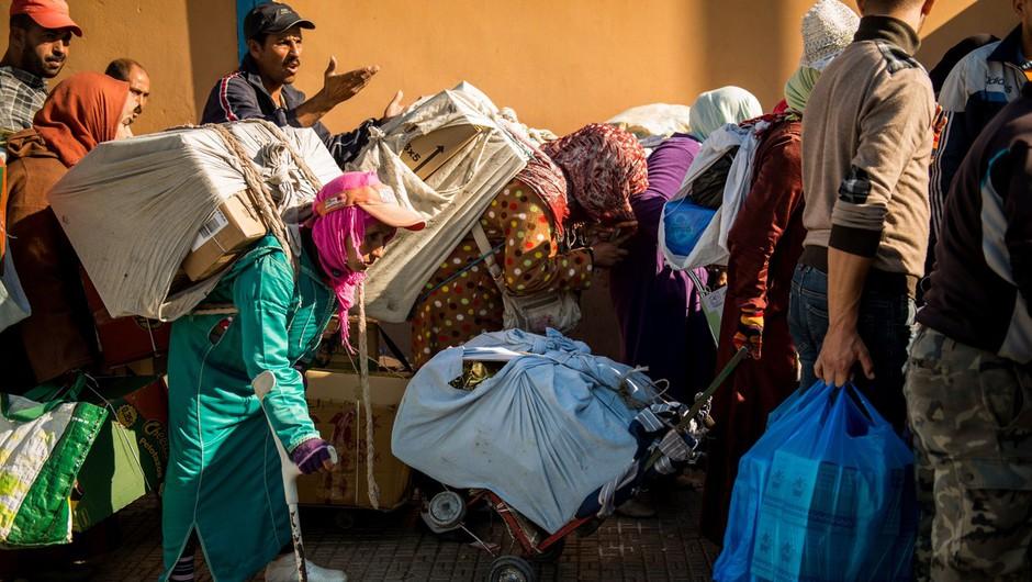 Število beguncev po svetu doseglo rekordnih 65,6 milijona (foto: profimedia)
