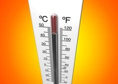 Bližamo se svetovnemu temperaturnemu rekordu, svari WMO!
