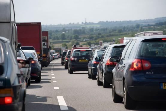 Eden prometno najbolj obremenjenih vikendov tega poletja