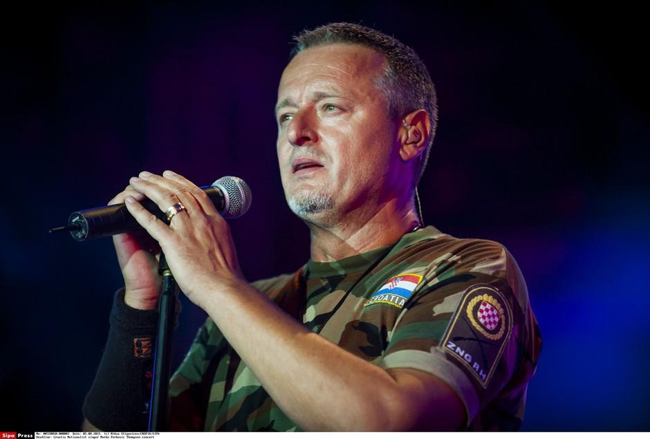 Zagrebško sodišče zahteva privedbo Thompsona na obravnavo (foto: profimedia)