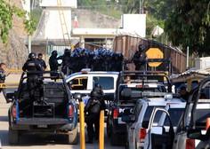 V obračunu v enem od prenatrpanih zaporov v Mehiki 28 mrtvih