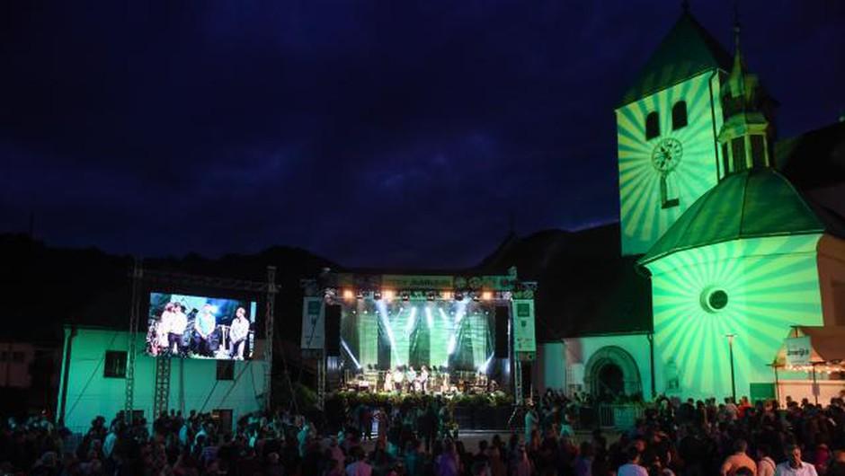 V Laškem se začenja 53. festival Pivo in cvetje (foto: Nebojša Tejić/STA)