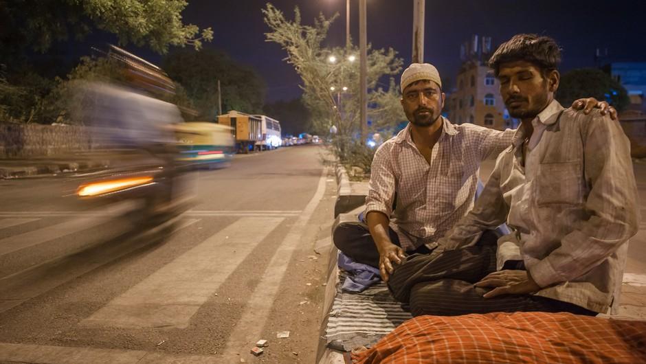 V Indiji najnižja kasta ne polaga veliko upanja v bodočega predsednika iz svojih vrst (foto: profimedia)