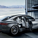 Adijo dizel! Tu je Porsche Panamera 4 E-Hybrid (foto: Porsche)