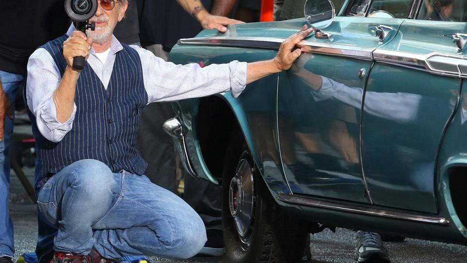 HBO napoveduje dokumentarec o režiserju Stevenu Spielbergu (foto: profimedia)