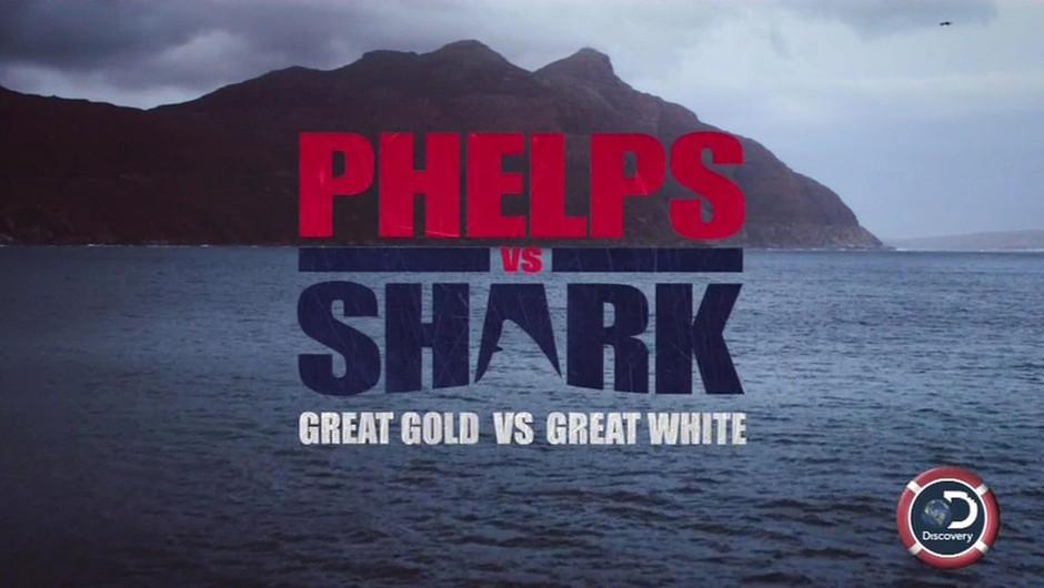 O tem, kaj je razjezilo gledalce dvoboja Phelps vs. morski pes! (foto: profimedia)