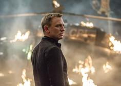 Novi film o Jamesu Bondu bo v kinematografe prišel konec leta 2019