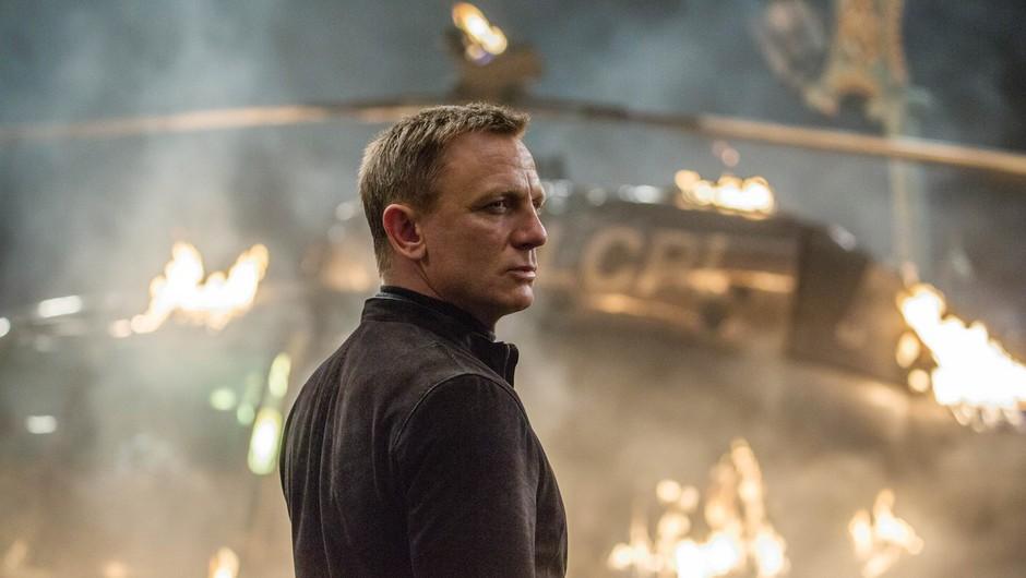 Novi film o Jamesu Bondu bo v kinematografe prišel konec leta 2019 (foto: profimedia)