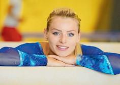 Teja Belak: Gimnastika je šport, v katerega moraš vložiti veliko dela