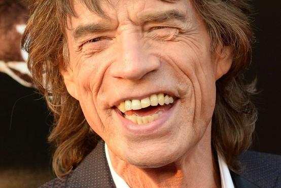 Mick Jagger ob brexitu ustvaril solo skladbi
