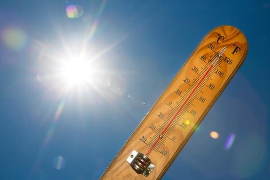 Bizarno vreme: Ciper neznačilno za ta del leta zajel vročinski val!