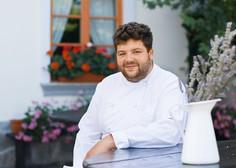 Luka Košir: Če imaš dobro surovino,  imaš v kuhinji pol manj dela
