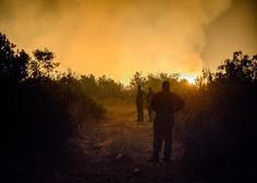 V Španiji požar terjal tri življenja