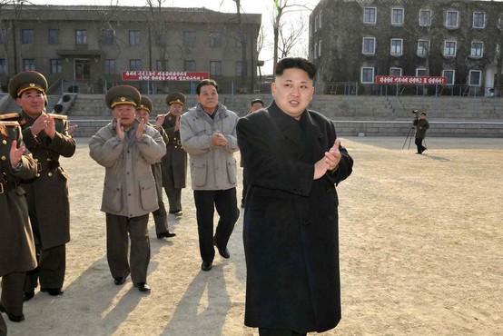 Kim Jong-un je dobil tretjega otroka
