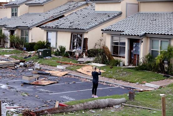 Najhujši orkani, ki so prizadeli ZDA v zadnjih 25 letih