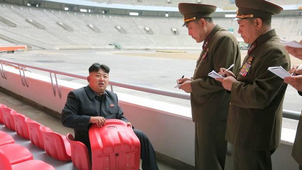 Severna Koreja izvedla svoj šesti jedrski poskus, tokrat z novo vodikovo bombo! (foto: profimedia)