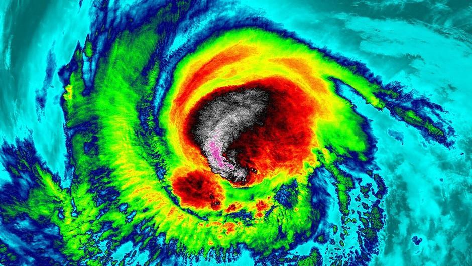 V Mehiškem zalivu nova tropska nevihta (foto: profimedia)