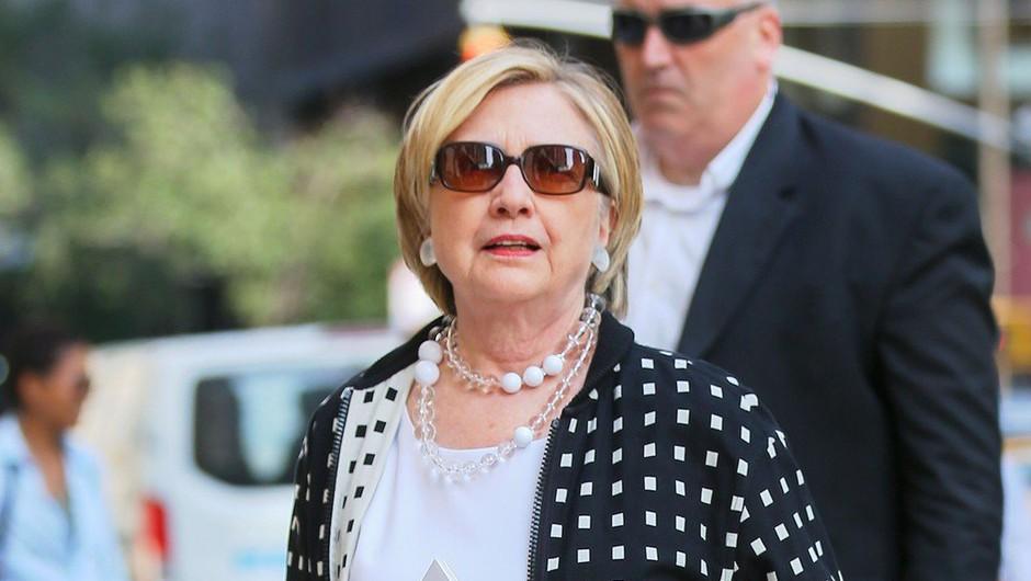 Clintonova v svoji novi knjigi o razlogih za volilni poraz (foto: profimedia)
