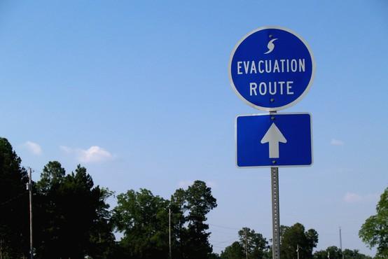 Na Floridi evakuacija 5,6 milijona ljudi, Trumpov Mar a Lago pa naj bi se ognil najhujšemu!
