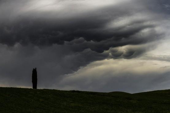 Neurje v Toskani že zahtevalo smrtne žrtve