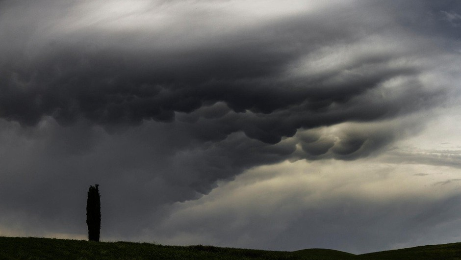 Neurje v Toskani že zahtevalo smrtne žrtve (foto: profimedia)
