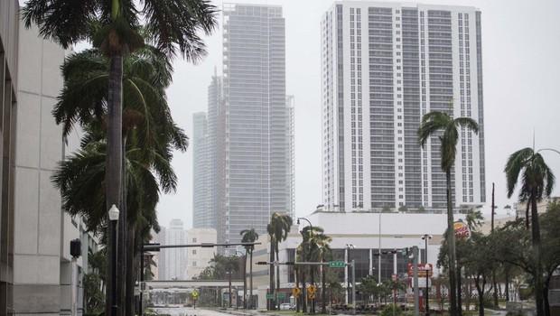 Škoda zaradi divjanja orkana Irma bo velika! (foto: profimedia)