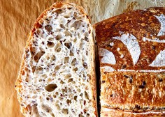 Tako spečete kruh (brez kupljenega kvasa), a z aktivnimi drožmi!