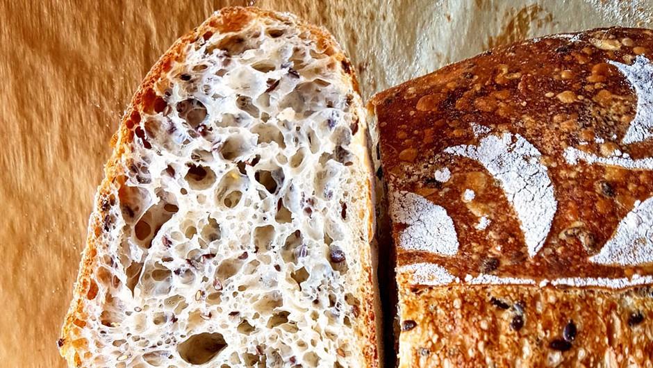 Tako spečete kruh (brez kupljenega kvasa), a z aktivnimi drožmi! (foto: Aleksandra Saša Prelesnik, Anita Šumer)