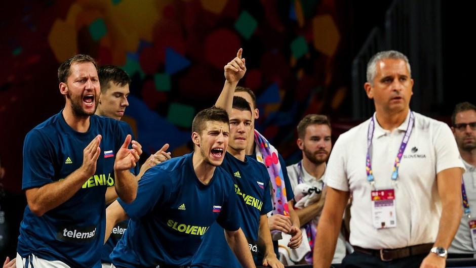 Slovenija povsem nadigrala Španijo! V nedeljo pa FINALE!!! (foto: profimedia)