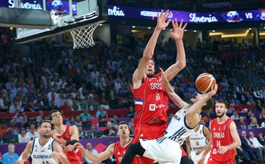 Tekma, ki je bila izziv za ljudi s slabimi živci, Sloveniji prinesla naslov evropskega prvaka!