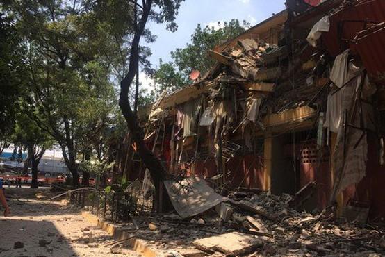 Močan potres v osrednji Mehiki zahteval več kot 200 življenj