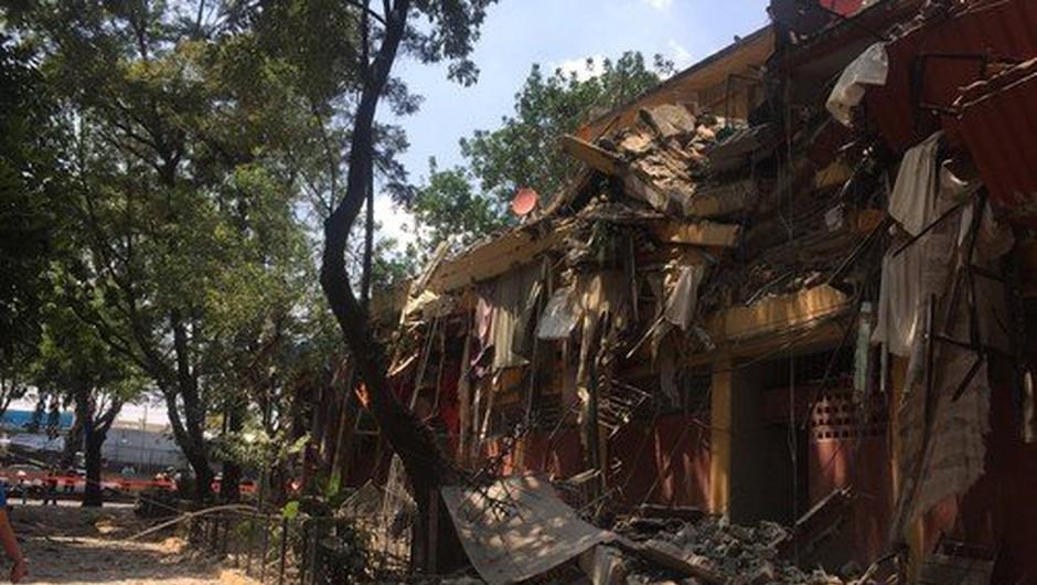 Močan potres v osrednji Mehiki zahteval več kot 200 življenj (foto: profimedia)