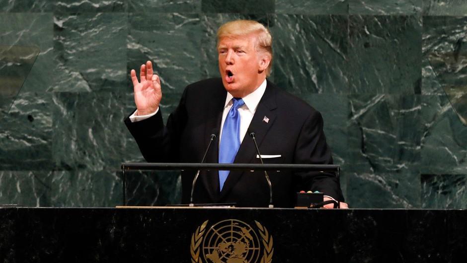 Trump si je izmislil novo afriško državo in požel nov val posmeha! (foto: profimedia)