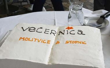 """Dobitnik večernice Peter Svetina: """"To ne pomeni, da je ena knjiga boljša od druge!"""""""