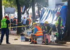 Mehiko je ponovno stresel nov silovit potres