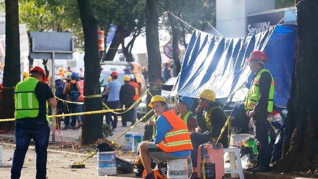 Mehiko je ponovno stresel nov silovit potres (foto: profimedia)