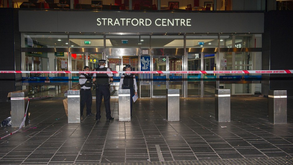 V napadu z nevarno substanco v Londonu več poškodovanih (foto: profimedia)
