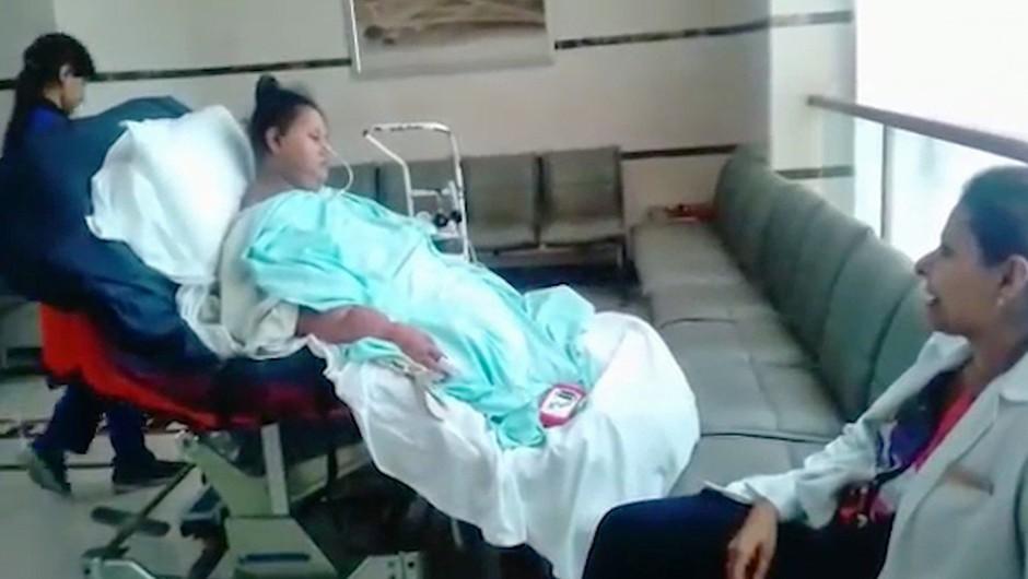 Zaradi postoperativnih zapletov umrla nekoč najdebelejša ženska na svetu (foto: profimedia)